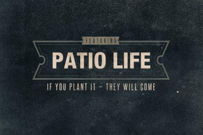 Patio Life - James Collins Photography