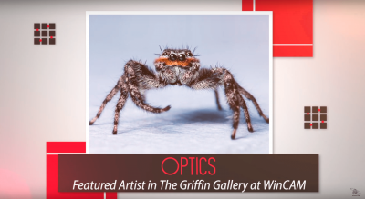 Optics Featured Artists at the Griffin Museum Patio Life James Collins